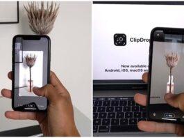 ClipDrop copiare incollare la realtà in maniera virtuale