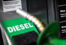 Diesel batte auto elettriche