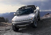 GMC, Hummer, Electric Pickup, Tesla,