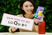 LG Q52 ufficiale
