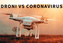 Coronavirus: sperimentati droni per consegnare vaccini, sangue e campioni