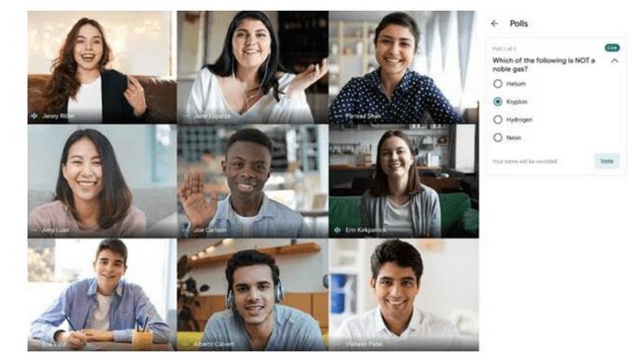 Google Meet: le chiamate dureranno massimo 60 minuti per gli utenti free