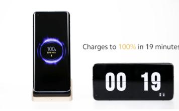 Xiaomi, Mi Wireless, 80W, ricarica rapida