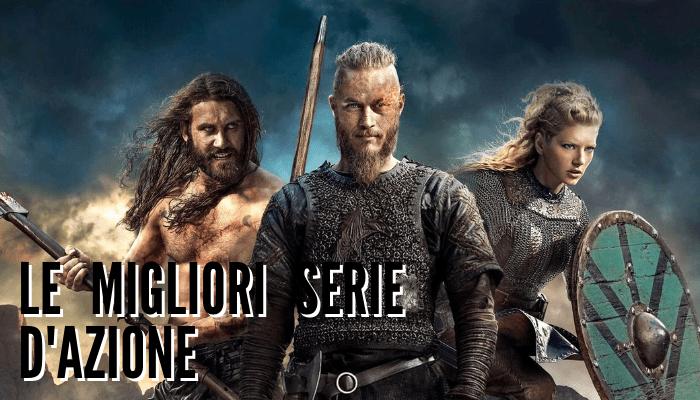 Homeland, Vikings, Cobra Kai: le serie tv d'azione più belle su Netflix