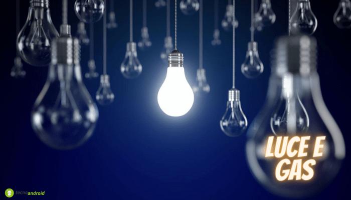 Luce e Gas: basta veramente poco per risparmiare sulle bollette