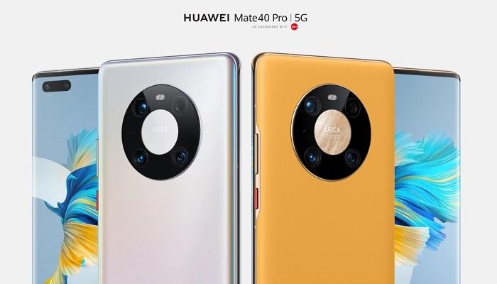 Huawei Mate 40 Pro è lo smartphone più