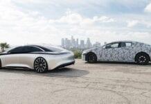 Mercedes-Benz, Mercedes, EQS, Vision EQS, Concept, vettura elettrica, Tesla
