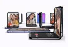 Samsung, Galaxy Fold, Galaxy Z Flip, Galaxy Z Fold 2, Galaxy Z Fold 3, Galaxy Z Flip 3, foldable, Xiaomi, Oppo, Vivo