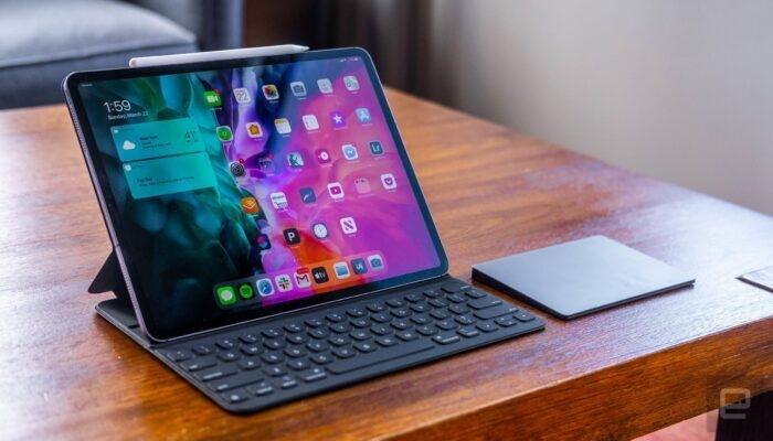iPad Pro 2021: spunta un nuovo brevetto per una Magic Keyboard
