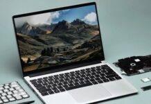 Framework Laptop pc portatile modulare