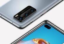 Huawei P40 4G ufficiale