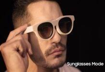 Samsung Glasses Lite realtà aumentata