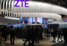 ZTE, Axon 20 5G, UDC, MWC Shanghai 2021