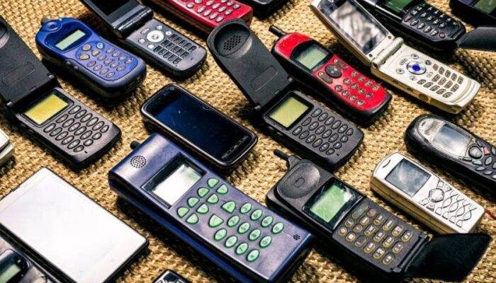 cellulari vintage rari