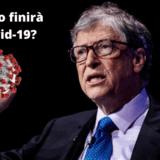 Coronavirus: secondo Bill Gates la fine del virus è ancora molto lontana