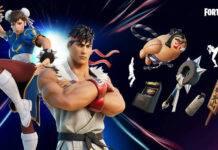fortnite-street-fighter-download-nuove-skin-aggiornamento-ryu-chun-li-personaggi-cacciatori