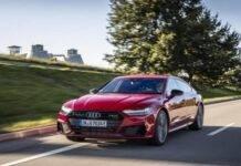 Audi A6 A7 Sportback prevendite