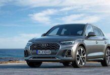 Audi Q5 seconda serie SUV plug-in hybrid