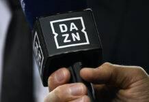 DAZN: tutta la programmazione calcistica della prima settimana di marzo