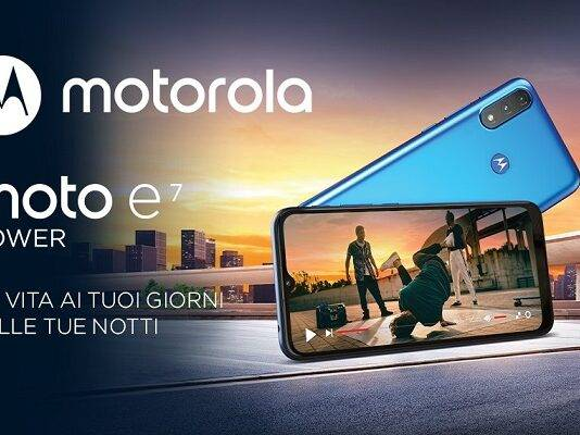 Motorola Moto E7 Power Moto E7i Power ufficiali