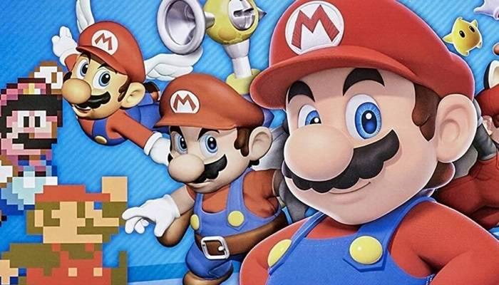 Super Mario, Super Mario Bros, Nintendo, Nintendo Switch