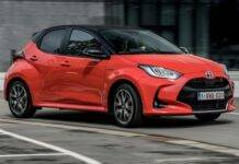 Toyota Yaris Car of The Year 2021