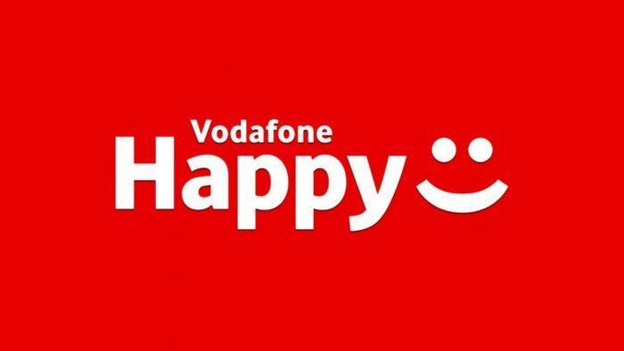 Vodafone: oggi è un Happy Friday, ecco regali ed offerte fino a 100GB in 4.5G