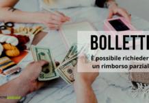 Bollette: in alcuni casi si possono richiedere fino a 1.200 euro di rimborso sulle somme
