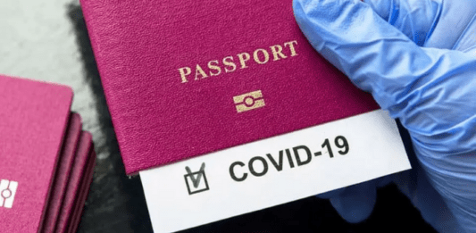 Coronavirus: da giugno ci si sposterà con il passaporto vaccinale UE?