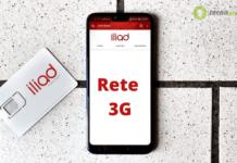 Rete 3G: Iliad va controcorrente e trova un'altra sorte alla vecchia rete