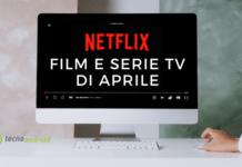 NETFLIX: tra nuovi film e serie tv gli spettatori hanno l'imbarazzo della scelta