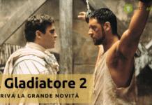 Il Gladiatore 2:Russell Crowe potrebbe essere accompagnato da un attore inaspettato