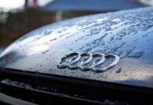 Audi e-Tron auto elettrica Salone di Shanghai
