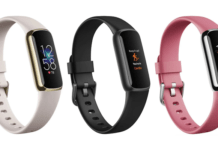 Fitbit, Luxe, Google, fitness tracker, activity tracker