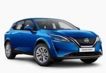 Nissan Qashqai partono gli ordini in Italia