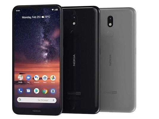 Nokia 3.2 Android 11 Italia