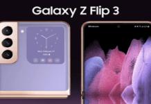 Samsung, Galaxy Z Flip 3, Galaxy Z Flip 2, concept, render, foldable, smartphone pieghevole