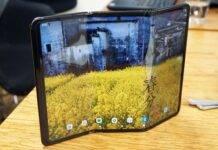 Samsung, Galaxy Z Fold, Galaxy Z Fold Tab, foldable, smartphone pieghevole