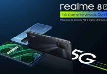 Realme 8 8 5G Buds Q2 Italia