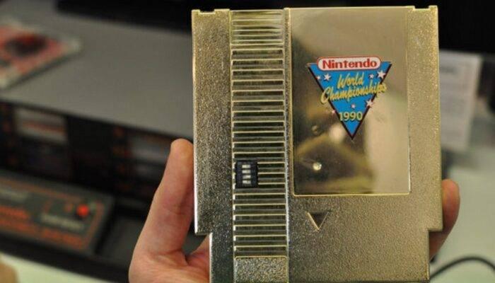 Nintendo: ci sono alcune vecchie cartucce che potrebbero valere milioni