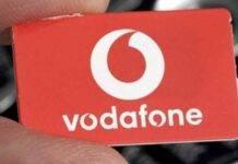 Vodafone. arrivano le promozioni Special con 100GB in 4.5G