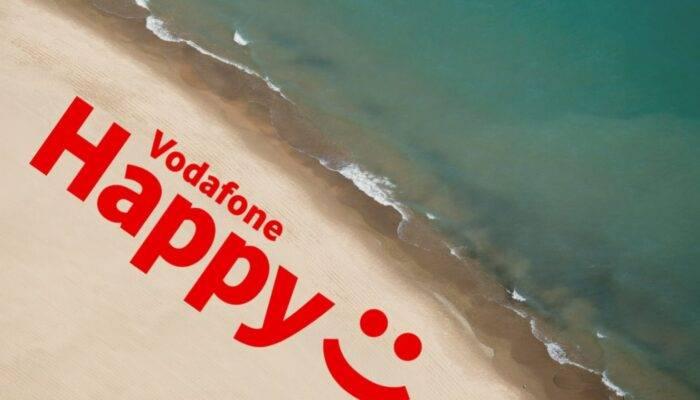 Vodafone Happy Friday: i regali in esclusiva solo per oggi con offerta da 100GB