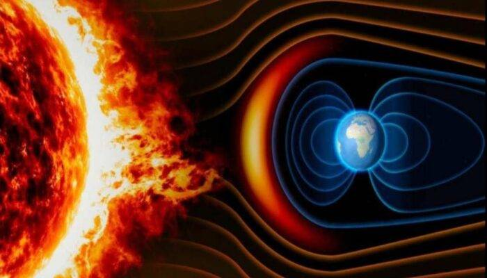 Tempesta solare in arrivo verso la terra, possibile blackout elettrico globale
