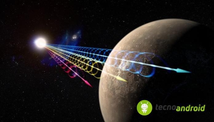 Universo: scoperti segnali radio vicini alla Terra come forme di vita