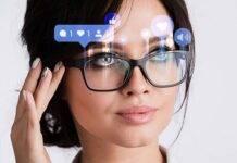 Facebook, Ray-Ban, occhiali smart