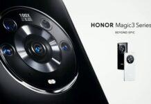 HONOR Magic3 ufficiali