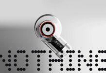 Nothing, ear (1), cuffie, true wireless, ANC,