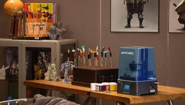 Anycubic Photon Ultra Kickstarter