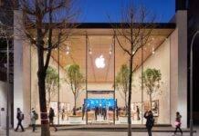 Apple, Apple Store, iPhone, iPhone 13, Steve Jobs,