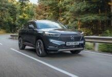 Honda HR-V SUV ibrido ordini Italia